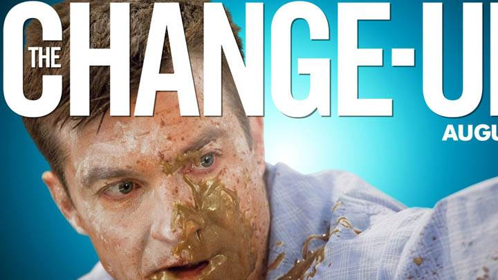 The Change-Up – Jason Bateman Dirty Face Closeup