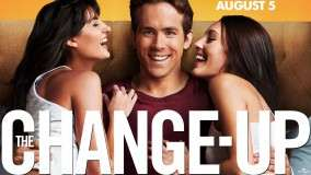 Change Ryan Reynolds on The Change Up     Ryan Reynolds Sitting With Girls Wallpaper