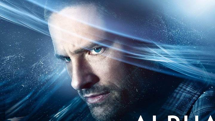 Warren Christie Face Closeup In Alphas