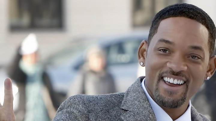 Will Smith Smiling Face Photoshoot