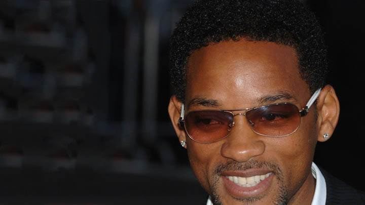 Will Smith Wering Goggles & Smiling Face