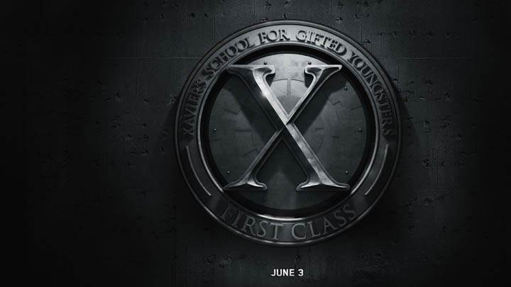 X-Men – First Class – Movie Cover Poster