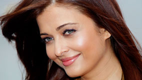 Aishwarya Rai Green Eyes Face Closeup