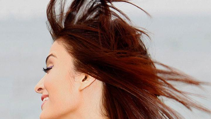 Aishwarya Rai Hair Photoshoot