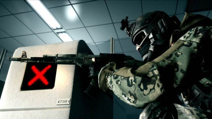 Battlefield 3 – Crounching