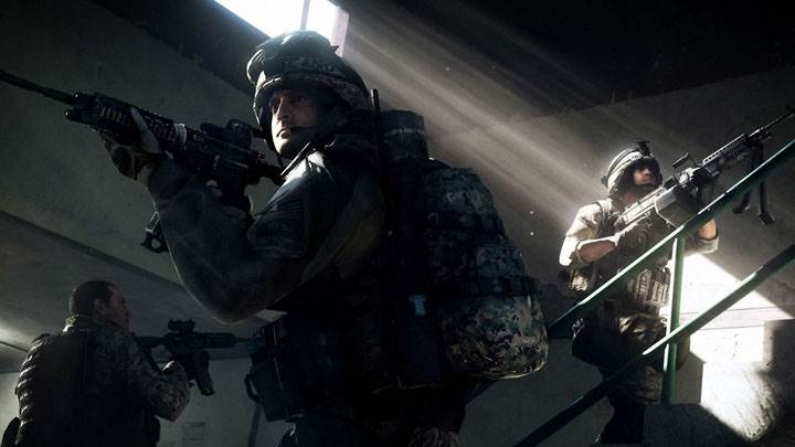 Battlefield 3 – Going To Roof
