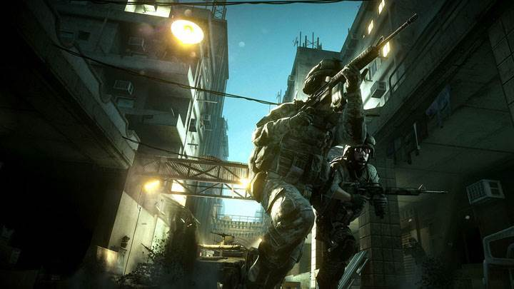 Battlefield 3 – In Dark Street