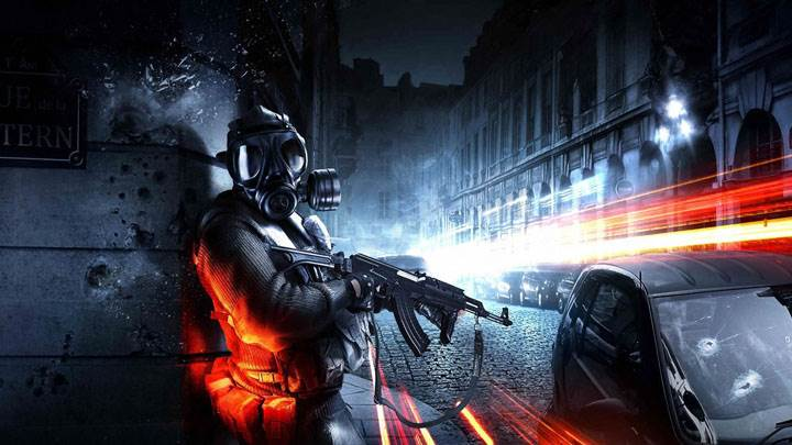 Battlefield 3 – Lots of Firing