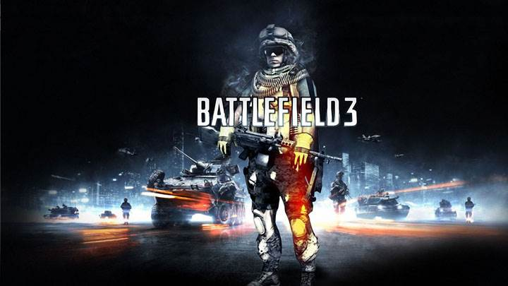 Battlefield 3 – Poster of a Soldier