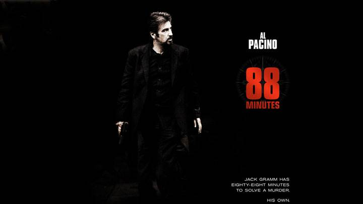 88 Minutes – Movie Cover Poster