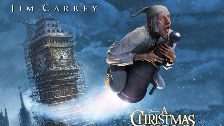 A Christmas Carol – Flying