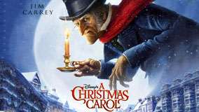 A Christmas Carol – Jim Carrey Cover Poster