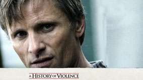 A History Of Violence – Viggo Mortensen Face Closeup