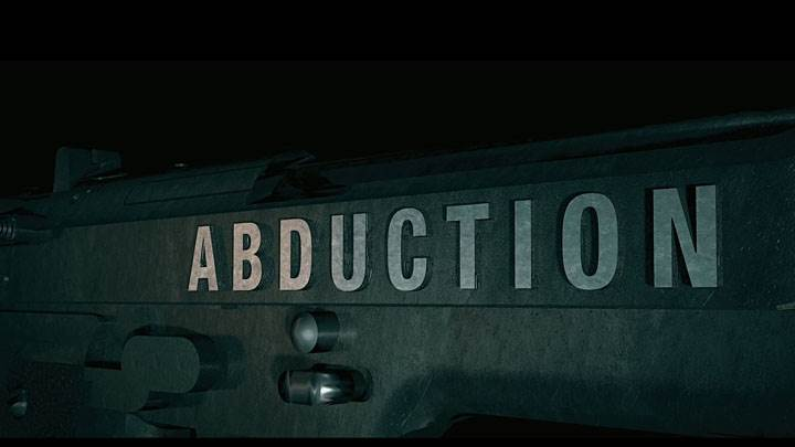 Abduction Written on Pistol