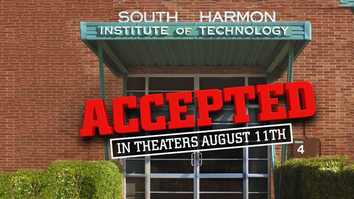 Accepted – South Harmon Institute Of Technology