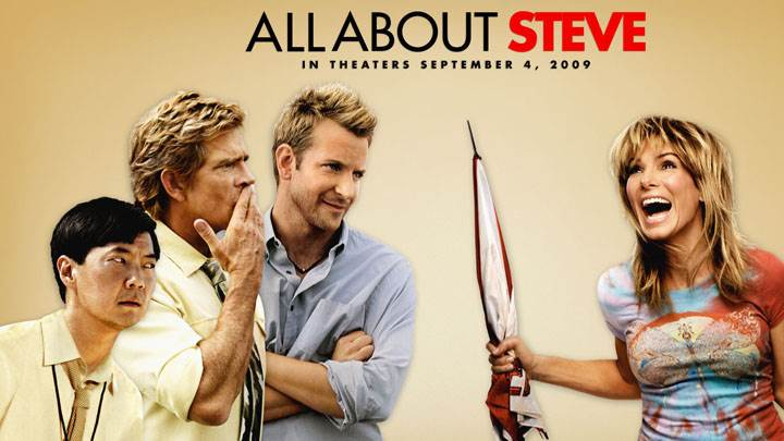 All About Steve – Movie Cover Poster