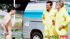 All About Steve – Thomas Haden Church And Bradley Cooper In Yellow Dress