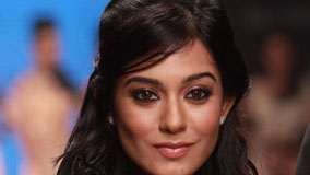 Amrita Rao Smiling Pink Lips Face Closeup