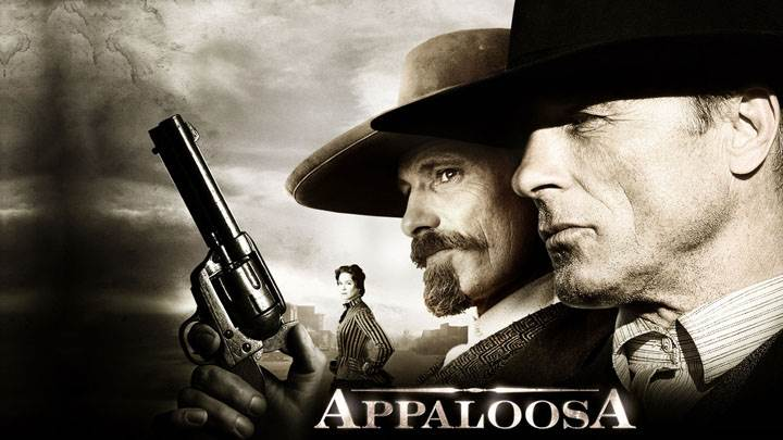 Appaloosa – Movie Cover Poster