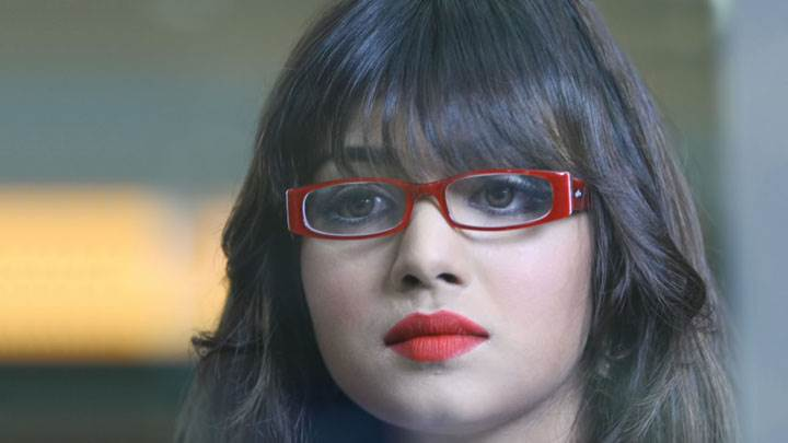 Ayesha Takia Looking Front Sad Face Closeup