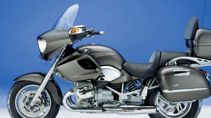 BMW R1200C in Black Color