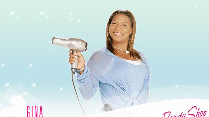 Beauty Shop – Gina Queen Latifah Smiling