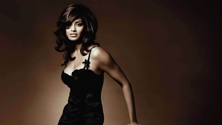 Bipasha Basu In Black Dress Photoshoot