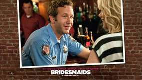 Bridesmaids &#8211; Chris O&#8217;Dowd And Kristen Wiig Sitting