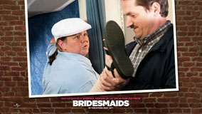 Bridesmaids &#8211; Melissa Mccarthy In White Cap