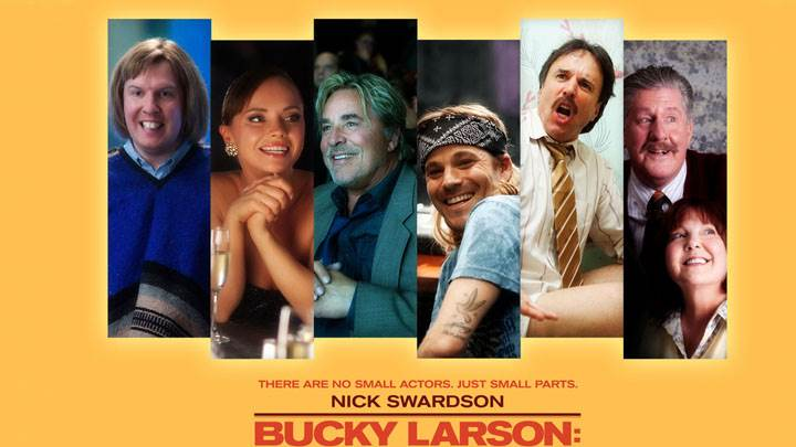 Bucky Larson – Born To Be A Star – All Characters