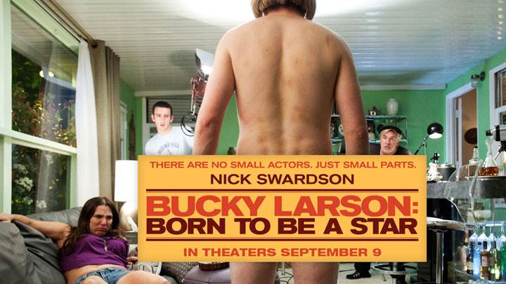 Bucky Larson – Born To Be A Star – Nick Swardson Back Photoshoot
