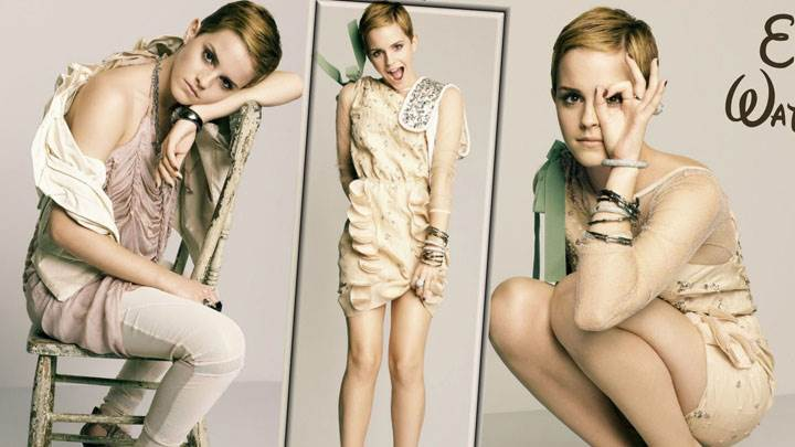 Emma Watson In Different Pose