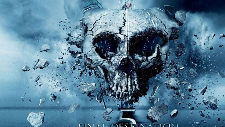 Final Destination 5 – Cover Poster