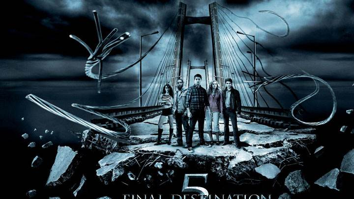 Final Destination 5 – Five Characters on Bridge