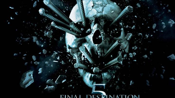 Final Destination 5 – Movie Cover Poster