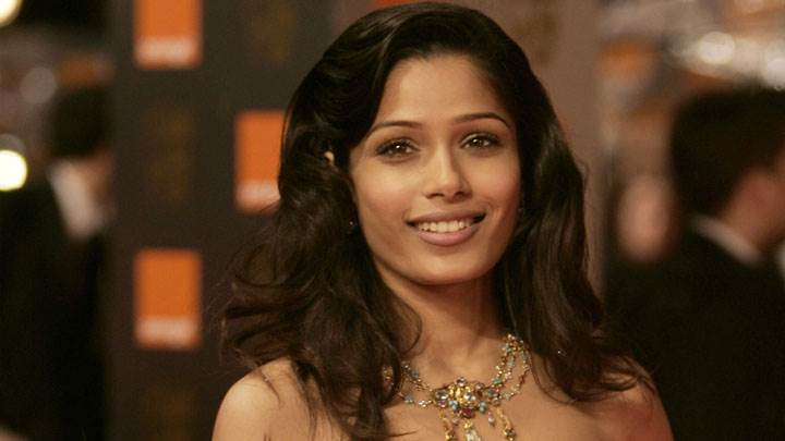 Freida Pinto Looking Very Pretty In An Event