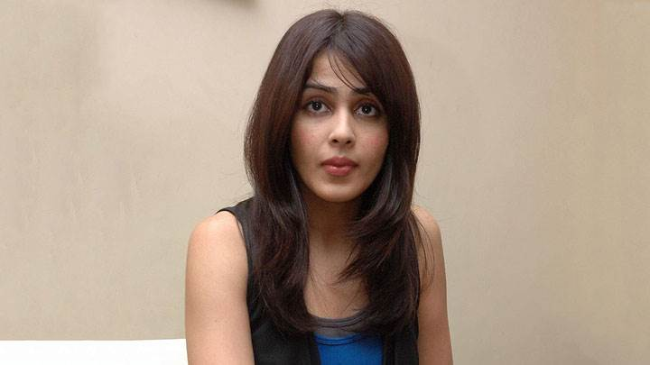 Genelia D'souza Sad Face Photoshoot