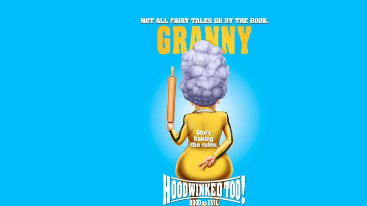 Granny In Hoodwinked Too Hood Vs Evil