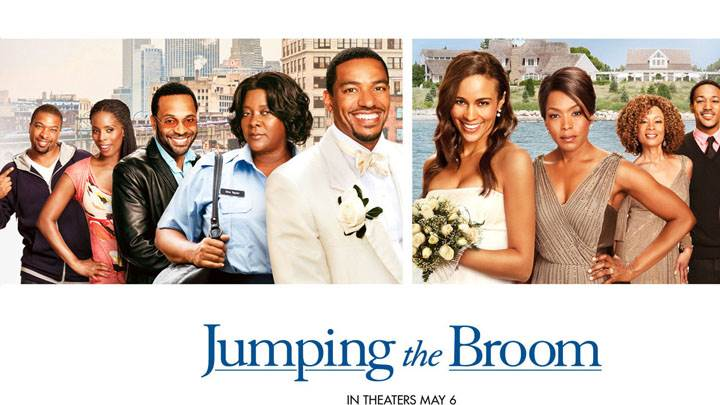 Jumping The Broom – Movie Cover Poster