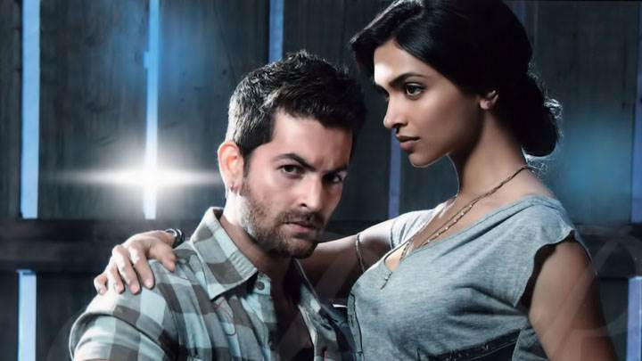 Deepika Padukone And Neil Nitin Mukesh in Lafangey Parindey Movie
