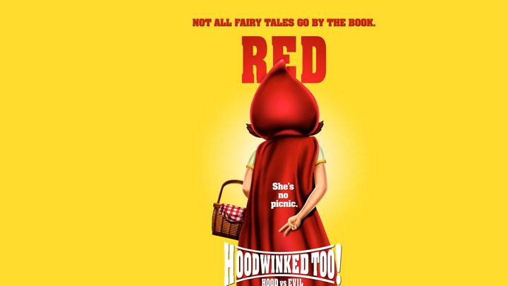 Red In Hoodwinked Too Hood Vs Evil