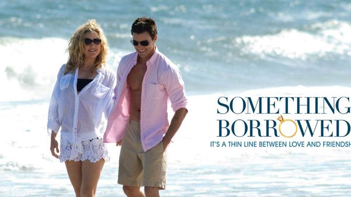 Something Borrowed – Kate Hudson And Colin Egglesfield Near Beach