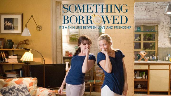 Something Borrowed – Kate Hudson And Ginnifer Goodwin In Naughty Pose