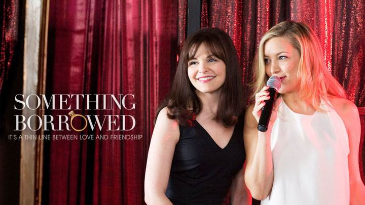 Something Borrowed – Kate Hudson And Ginnifer Goodwin On Stage