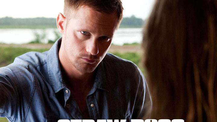 Straw Dogs – Alexander Skarsgard Looking Front