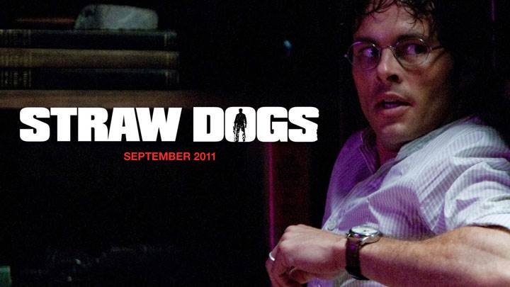 Straw Dogs – James Marsden In White Shirt Looking Side
