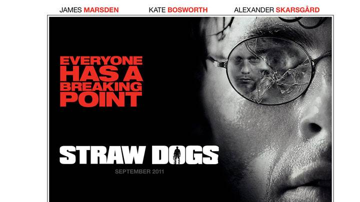 Straw Dogs – Movie Cover Poster