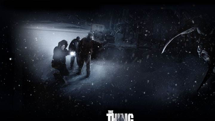 The Thing – Adewale Akinnuoye Agbaje And Joel Edgerton