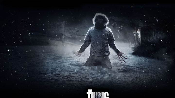 The Thing – I Am Alone