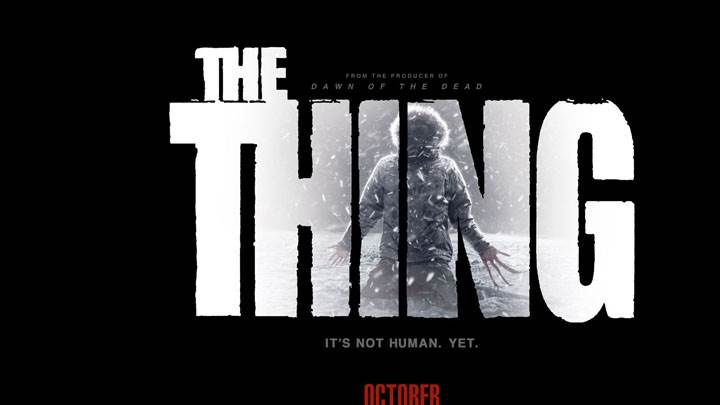 The Thing – Movie Cover Poster